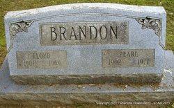 Pearl <i>Boozer</i> Brandon