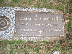 Lillian Iola <i>Stout</i> Bequeaith