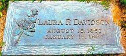 Laura Frances Agnes <i>Charles</i> Davidson
