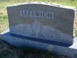 Martin Alexander Alex Leftwich
