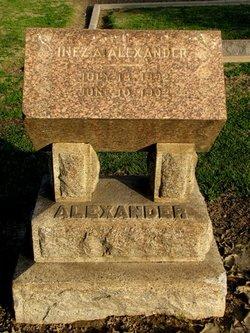 Inez Ager Alexander