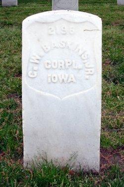 George Washington Baskins, Jr.