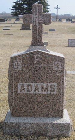 Anna Maria <i>Ackermann</i> Adams