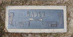 Elsie <i>Dietz</i> Bader