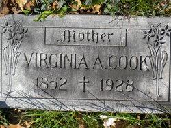Virginia Ann <i>Dummich</i> Cook