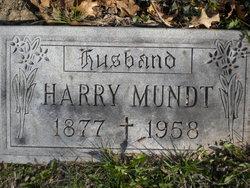 Harry Mundt