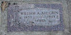 William A Ahlgren