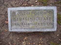 Catherine <i>Goldsborough</i> Birmingham