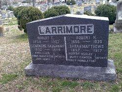 Robert Thomas Larrimore
