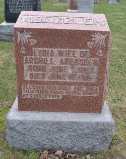 Lydia <i>Welty</i> Abegglin