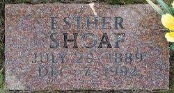 Esther Shoaf
