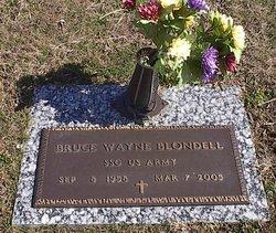 Sgt Bruce Wayne Blondell
