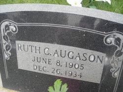Ruth Christiana <i>Christensen</i> Augason