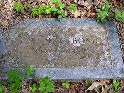 Joseph H Bond
