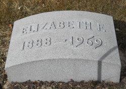 Elizabeth F <i>McCarthy</i> Knievel