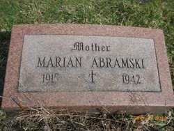 Marian Mary <i>Small</i> Abramski