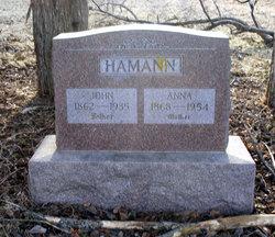 Anna <i>Becker</i> Hamann