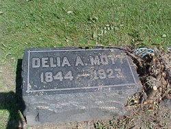 Delia A. <i>Tackley</i> Mott