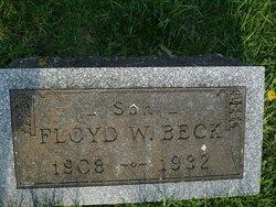 Floyd W Beck