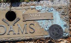 Alice Lucille <i>Hudler {Gajdosik}{Adams}</i> Avery