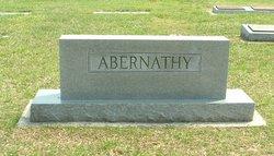 Annie Lee <i>Bergman</i> Abernathy