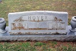 Lydia Nancy <i>Ebel</i> Hoyer