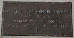 Alton Raymond Hobbs