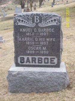 Knudt O Barboe