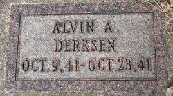 Alvin A Derksen