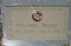 Willonell Rooney