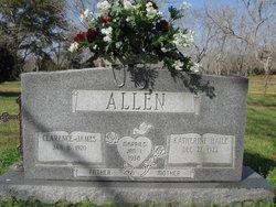 Clarence James Allen