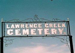 Lawrence Creek Cemetery