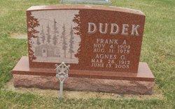 Agnes <i>Hoffman</i> Dudek