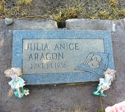 Julia Anice Aragon