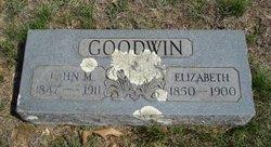 Mary Elizabeth <i>Huddleston</i> Goodwin