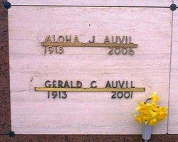 Aloha Juanitta <i>King</i> Auvil