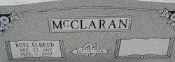 Ruel Eldred McClaran