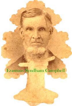Rev Erasmus Sydnaham Campbell