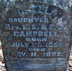C. Ella Campbell