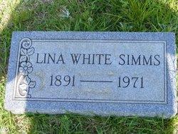 Linda <i>White</i> Simms