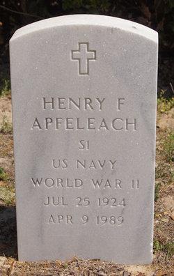 Henry Frank Apfeleach