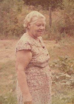 Muriel Helen <i>Rigg</i> Bush