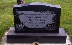 Joyce Ann <i>Gaither</i> Belt