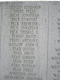 Capt Jonathan Peck