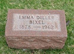 Emma E <i>Diller</i> Bixel