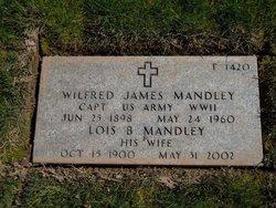 Lois B Mandley