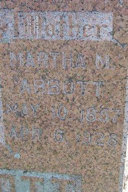Martha M. Abbott