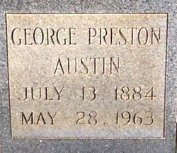 George Preston Austin