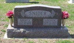 Evelyn M <i>Deppe</i> Snider