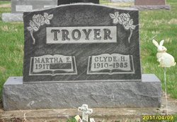 Clyde H. Troyer